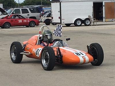 1969 ZINK C-4 Formula Vee