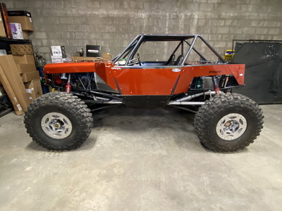 Willys Style Tube Chassis Buggy