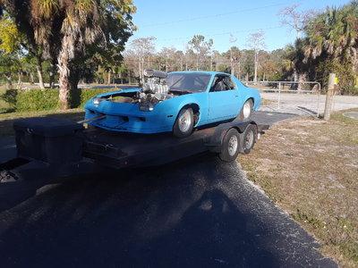 1983 Chevy camaro