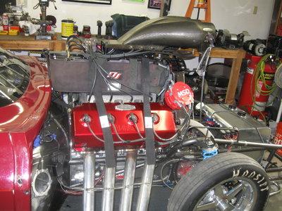 Pro Mod Engine & parts