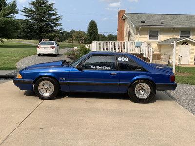 1988 Fox Body Mustang