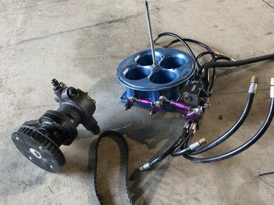 Ron's fuel injector 2100 cfm