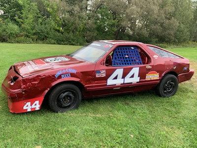 1989 4cyl Dodge Daytona Race Ready
