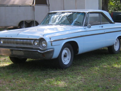 1964 DODGE MAX WEDGE TRIBUTE