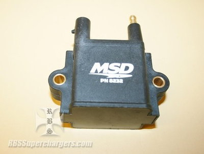 MSD Ignition Coil CPC Ignition Control Black #8232