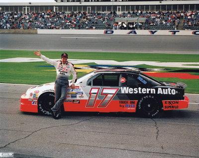 NASCAR #17 Western Auto