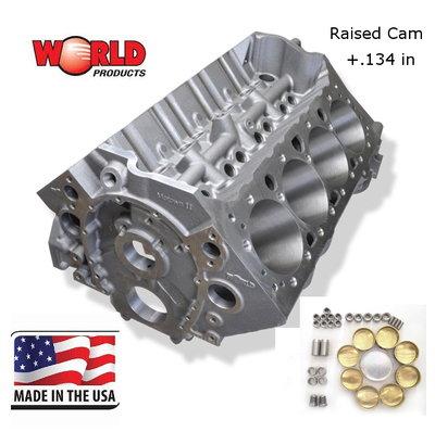 World SBC MOTOWN II RC Blocks RAISED Cam