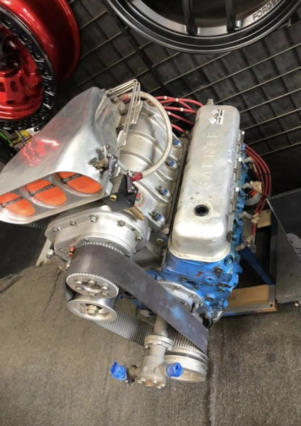 BDS 6-71 Blower, hat and alky setup  for Sale $3,500
