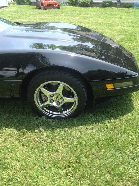 1995 Corvette   for Sale $14,000