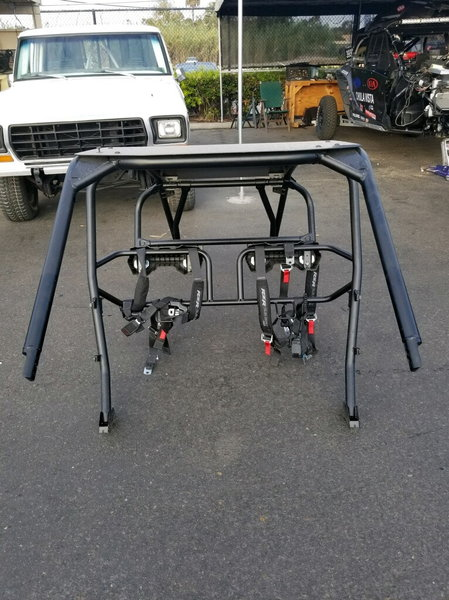 Polaris RZR XP Turbo S Stock Cage, Seats, and Belts  for Sale $500