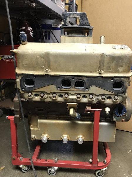 362 drysump spec engine