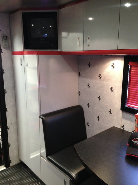 48' Car Hauler with Lounge  for Sale $34,900