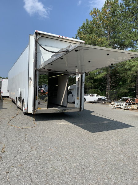 2005 Ultra Comp liftgate racing trailer  for Sale $135,000