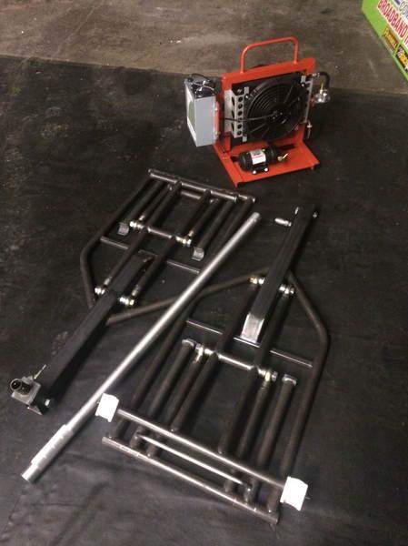 KM- Hydraulic Race Jacks  for Sale $2,500