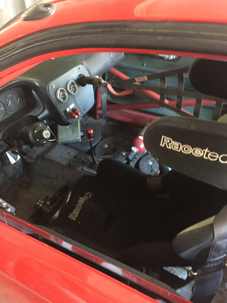 RACE CAR, FUEL CELL & HELMET FOR SALE - $8,900  for Sale $8,900