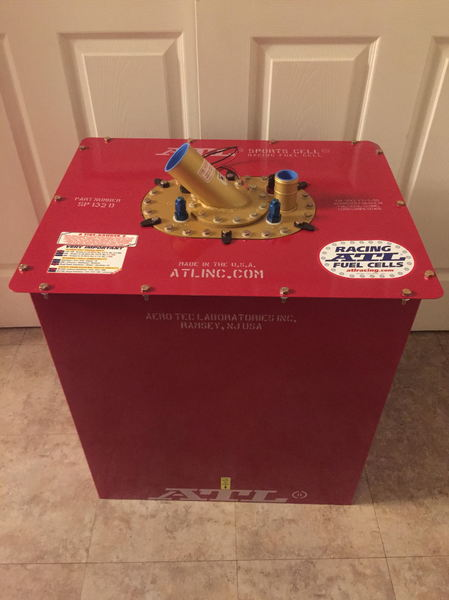 ATL 32 Gal cell, surge tank, pump, fill plate  for Sale $1,000
