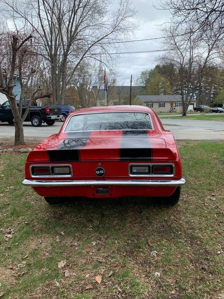 1968 CHEVROLET CAMARO  for Sale $39,949