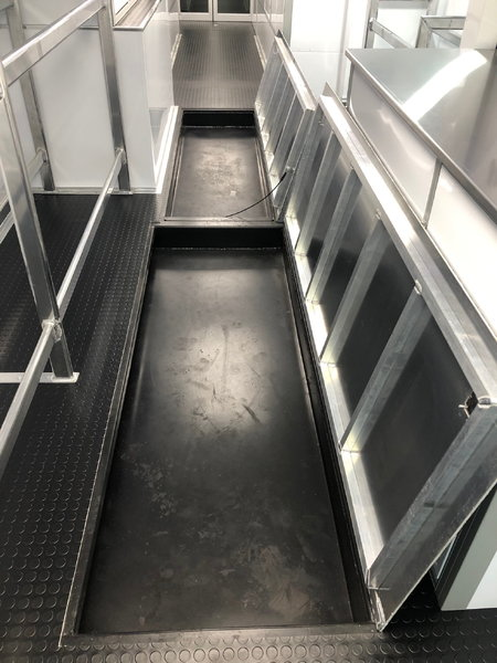 2020 WILDSIDE 38' LIFTGATE TRAILER BRAND NEW