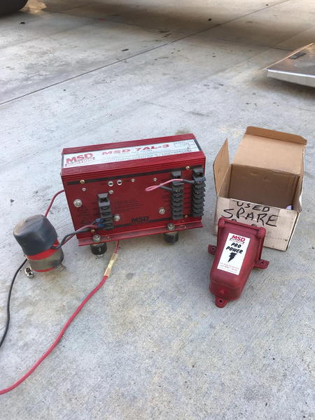 MSD 7AL-3 with coil  for Sale $450