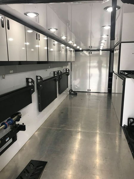 2015 Featherlite with 2016 Peterbuilt Truck   for Sale $235,000