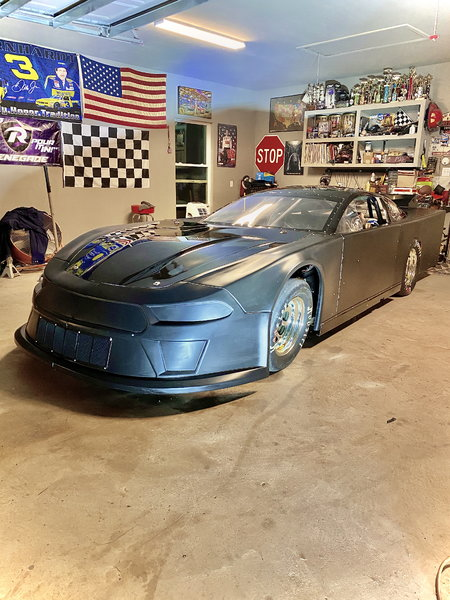 2015 GARC Outlaw Late Model