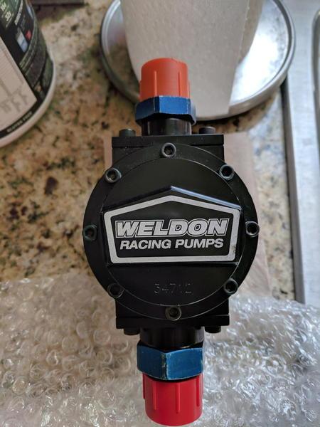 Weldon mechanical fuel pump  for Sale $650