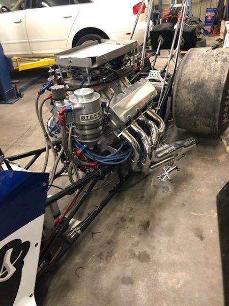 Top Dragster Chassis  for Sale $6,250
