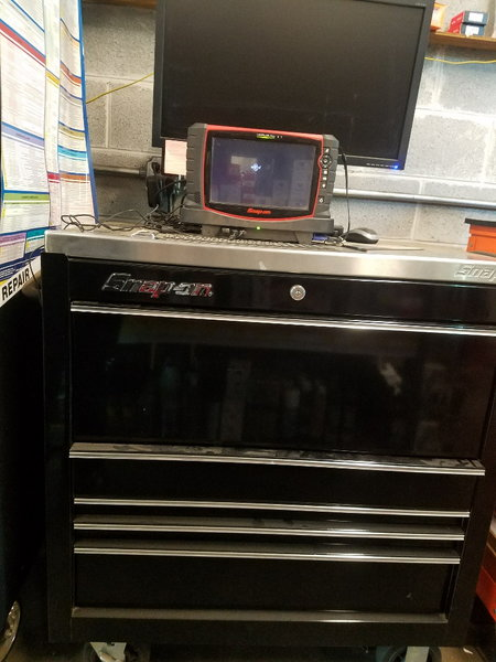 Snap On Verus Pro w/workstation  for Sale $6,500