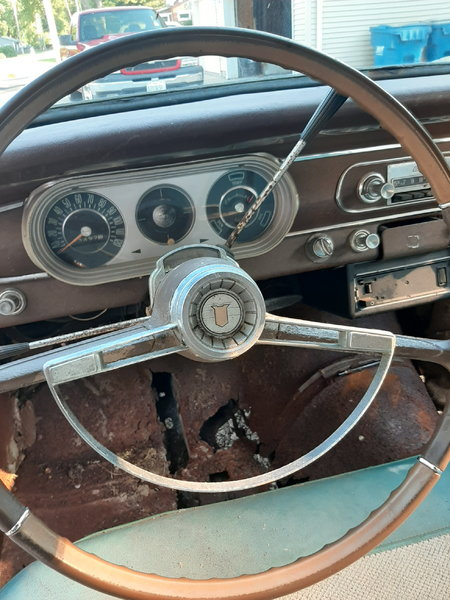 1964 Chevrolet Chevy II  for Sale $6,500