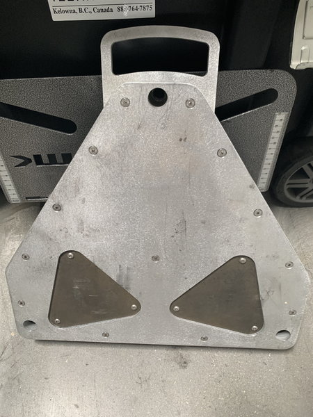 MK ZeD 2.1 Scale Pads - wireless - and set up wheels  for Sale $5,000