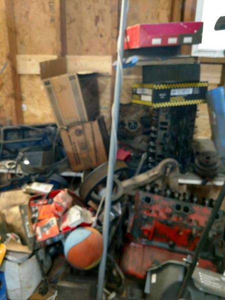 Late 70's Early 80's Full Body Chevy Parts  for Sale $2,500