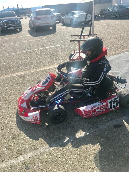 Birel 125cc automatic  for Sale $2,250