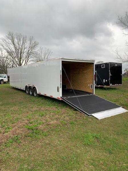 8.5 X 48 Gooseneck Auto Carrier  for Sale $22,026