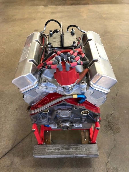 SSPE Engine  for Sale $20,000