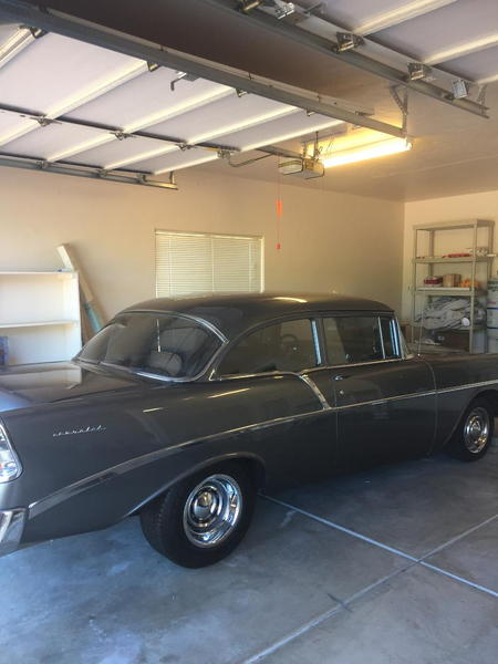 56 Restomod Chevy  for Sale $46,000