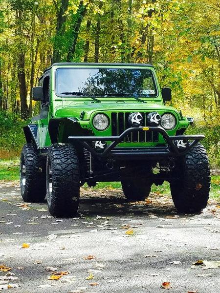 1999 Jeep TJ  for Sale $15,500