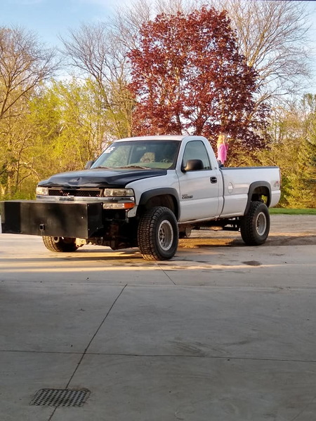 2002 Chevy 2.5 Pulling Truck  for Sale $10,000