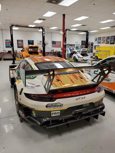 2019 Porsche GT3 R  for Sale $450,000