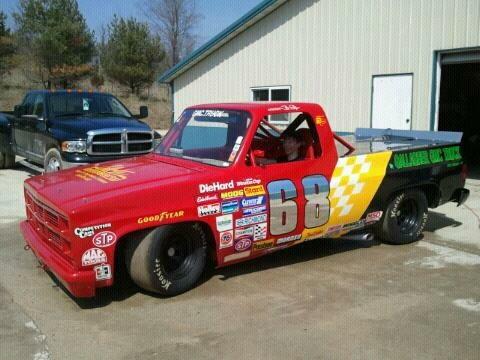 Nascar Truck  for Sale $35,000