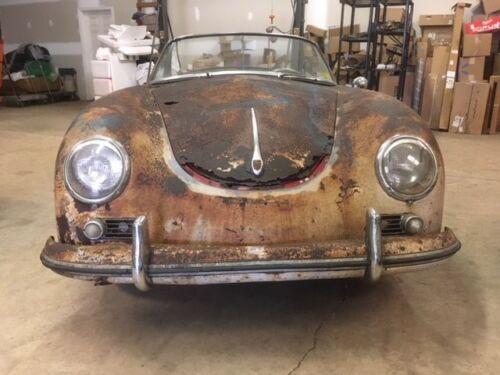 1959 Porsche 356A  for Sale $40,000