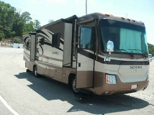 2007 Simba by Safari (Monaco) Class A RV PRICE REDUCED  for Sale $50,000