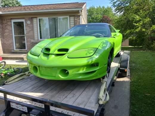 1999 Pontiac Firebird  for Sale $11,000