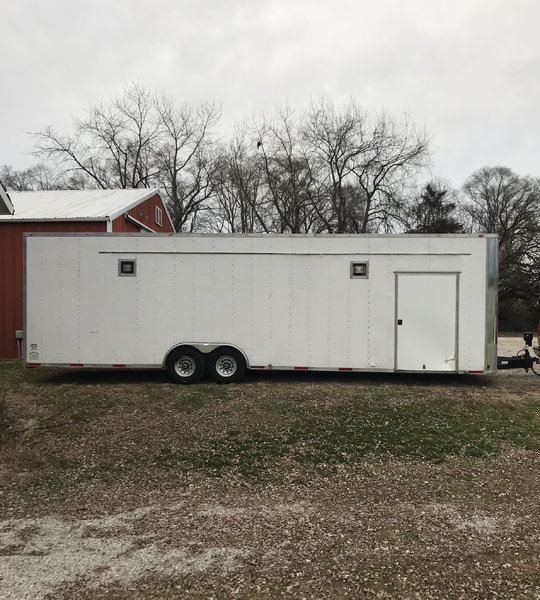 8.5'x32' EXTRA HEIGHT  for Sale $8,500