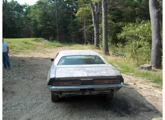 1971 DODGE CHALLENGER  for Sale $27,500