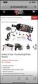 Nitrous Outlet 102mm throttle body kit