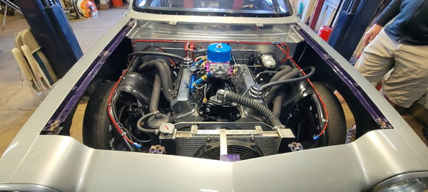 72 Vega NHRA and IHRA Certified  for Sale $25,000