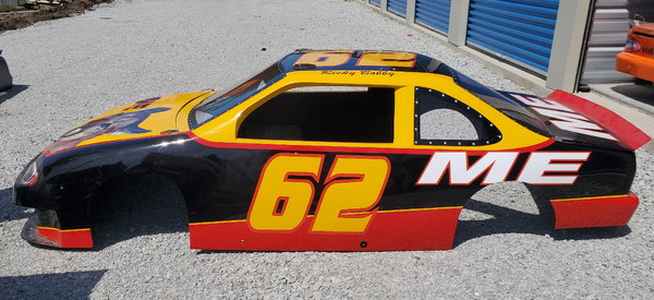 Ricky Bobby #62 Mini Cup Body  for Sale $2,500