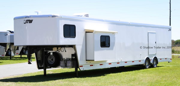 24 Foot Rolling Garage with 14 foot Living Quarters  for Sale $66,880