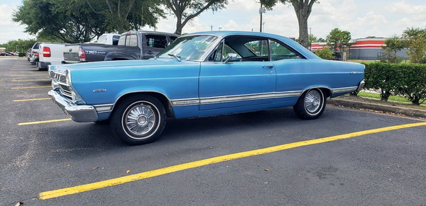 1967 Ford Fairlane  for Sale $8,000