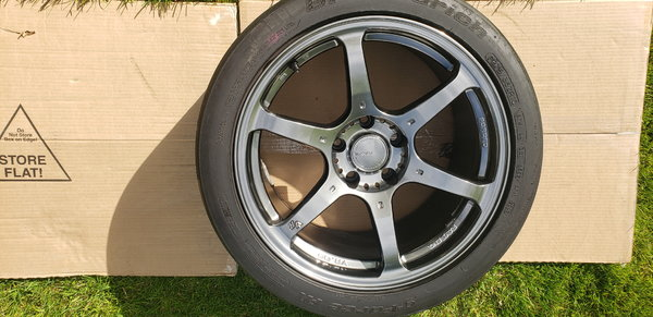Rays VR G2 18x10 for BMW  for Sale $1,995